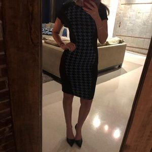 Dresses & Skirts - Perfect work dress. Houndstooth pattern.